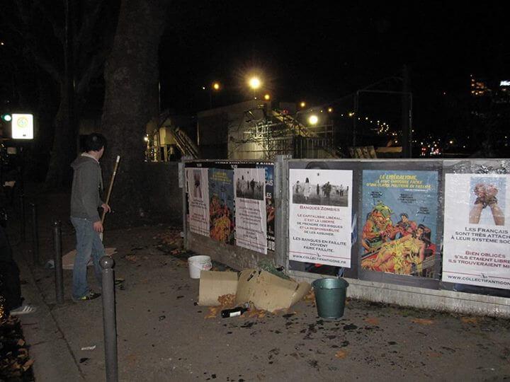 Chute du mur de Berlin, 2013