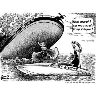 Privatisation de la Sécurité Sociale