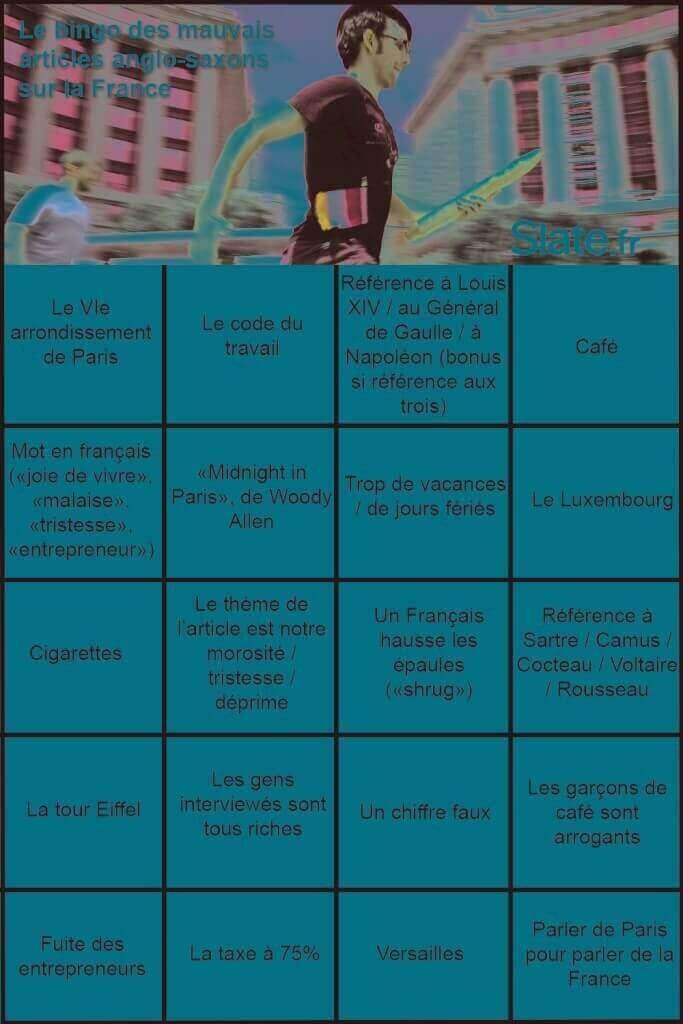 Bingo baguette