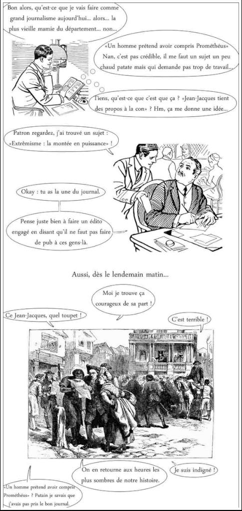 Journaliste chez Libération