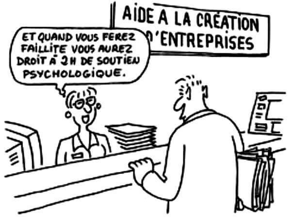 Aide à la création d'entreprises