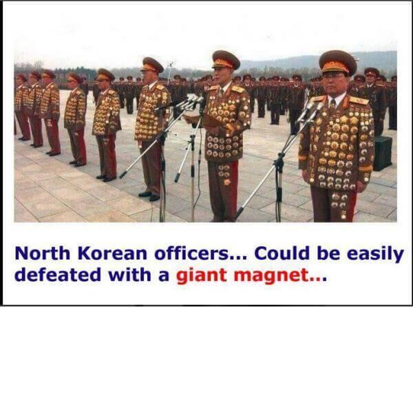 Aimant coréen (du nord)