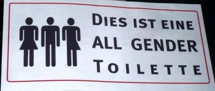 All Gender Toilette