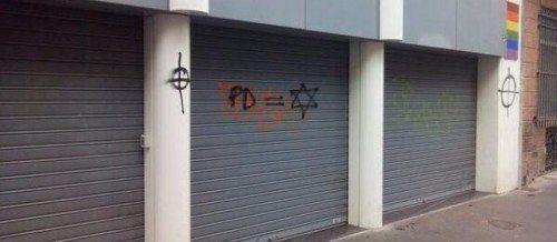 Extrême-gauche gay friendly à Nantes