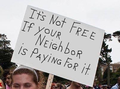C'est bien, c'est gratuit