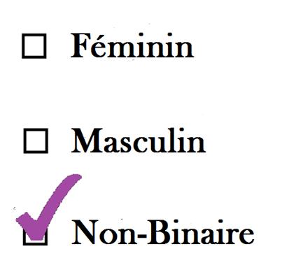 Non-binaire