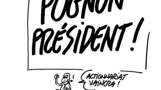 Pognon président