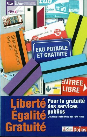 Pour la gratuité des services publics