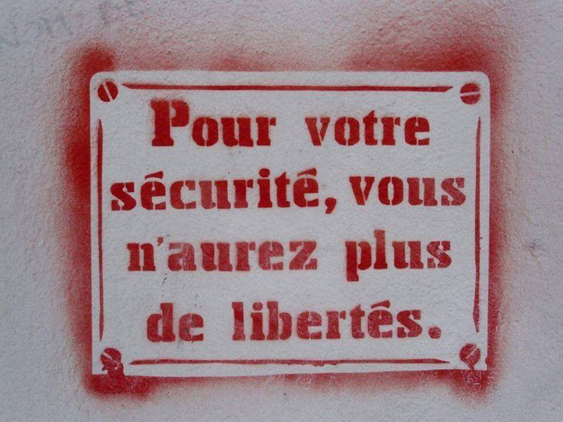 Pour votre sécurité