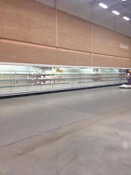 Supermarché socialiste