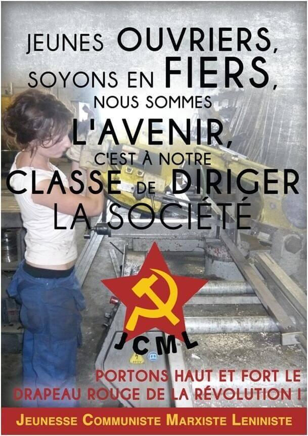 Jeunesse Communiste Marxiste Léniniste