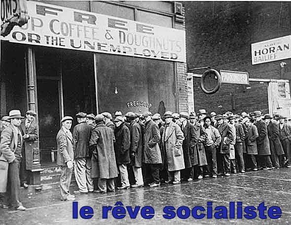 J'ai fait un rêve (socialiste)