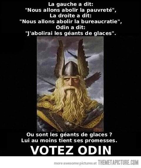 Votez Odin