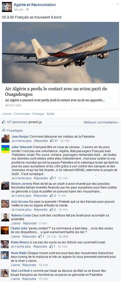 Bonjour Air Algérie