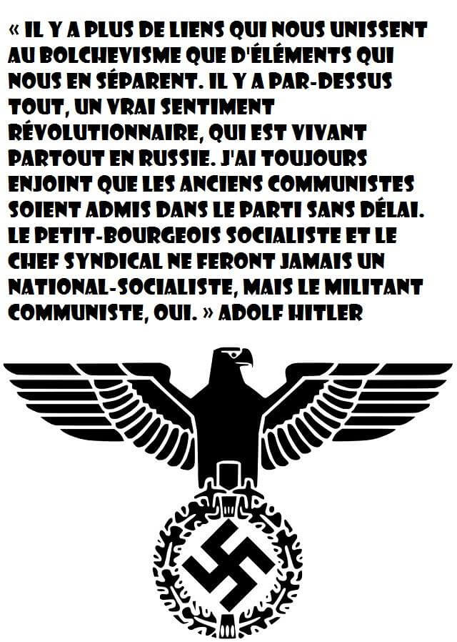 Un vrai sentiment révolutionnaire