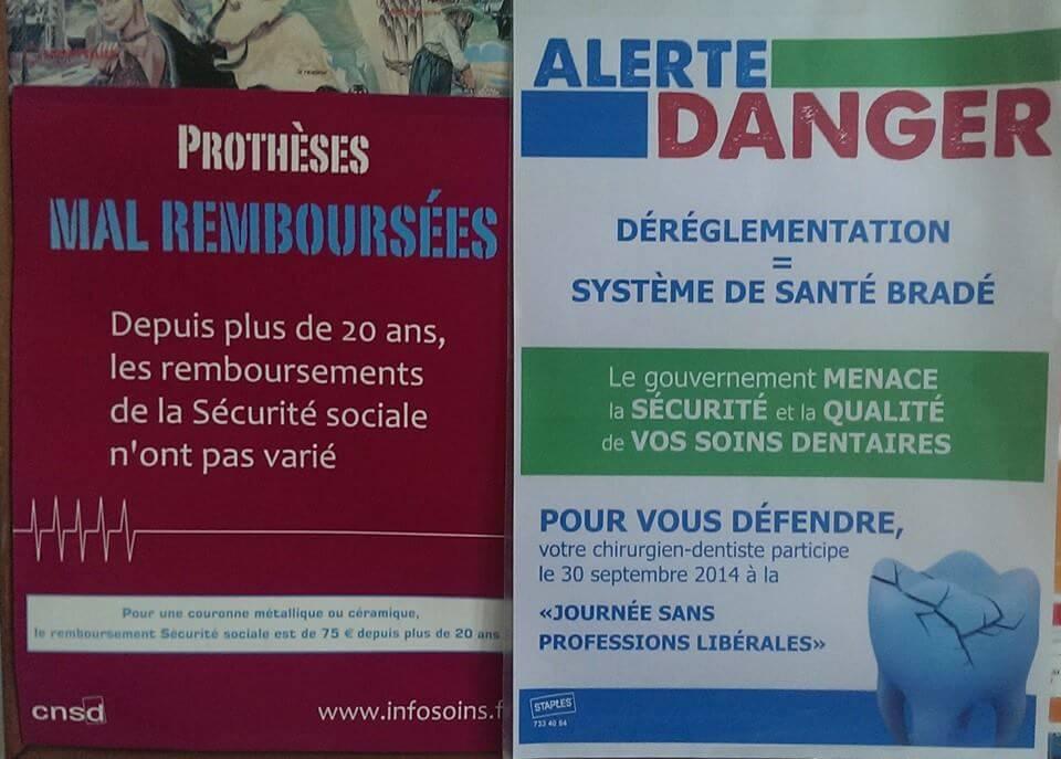 Alerte Danger Déréglementation