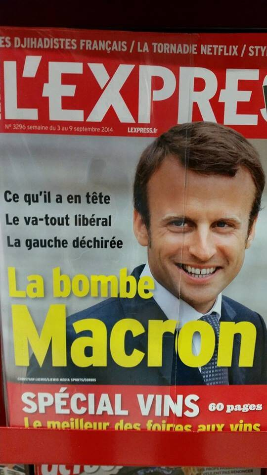 Macron : le va-tout libéral