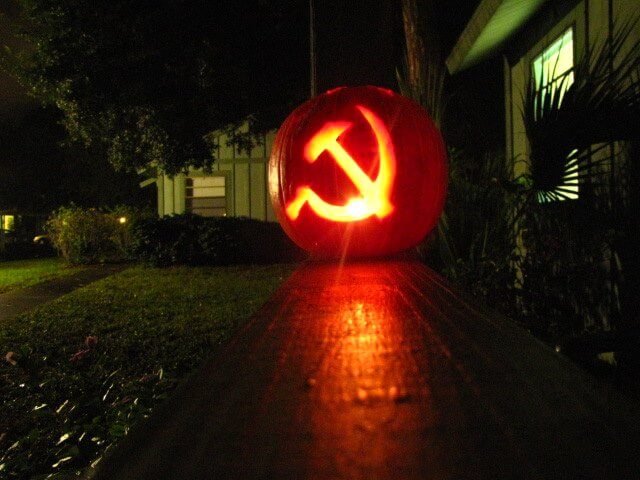 Halloween communiste