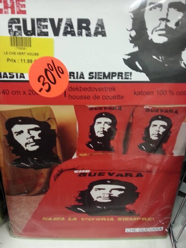 Housse de couette Che Guevara