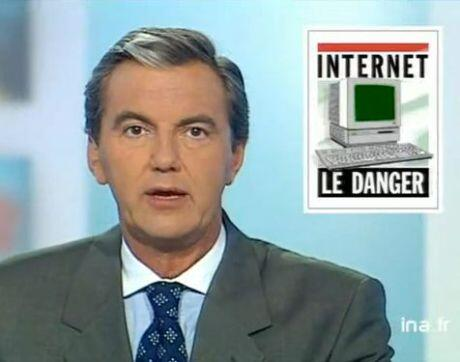 Internet, le danger