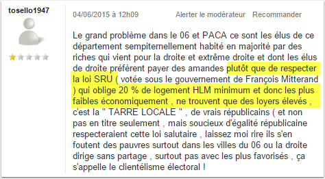 Augmenter la proportion de HLM pour faire baisser les loyers