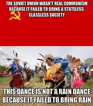 L'URSS n'était pas communiste